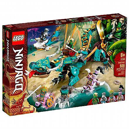 LEGO Ninjago - Dragão da Selva - 71746