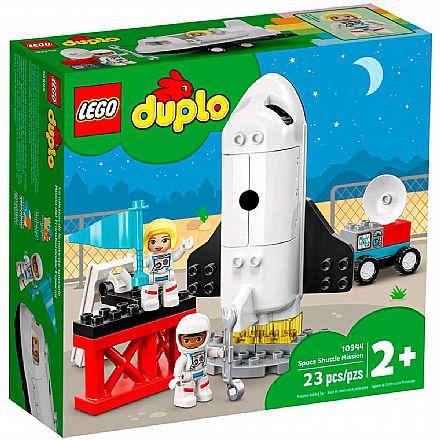 LEGO DUPLO - Missão de Ônibus Espacial - 10944