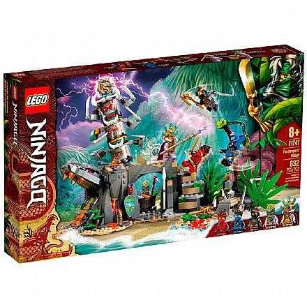 LEGO Ninjago - Aldeia dos Guardiões - 71747