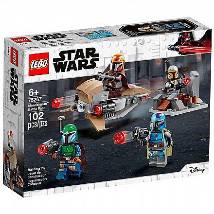 LEGO Star Wars - Pack de Batalha Mandalorian™ - 75267