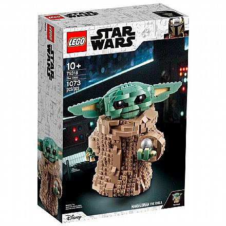 LEGO Star Wars - A Criança - 75318