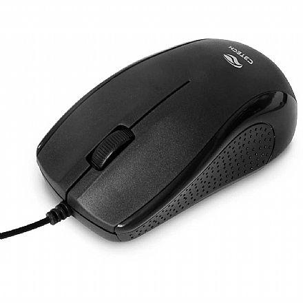 Mouse C3 Tech MS-25BK - 1000dpi