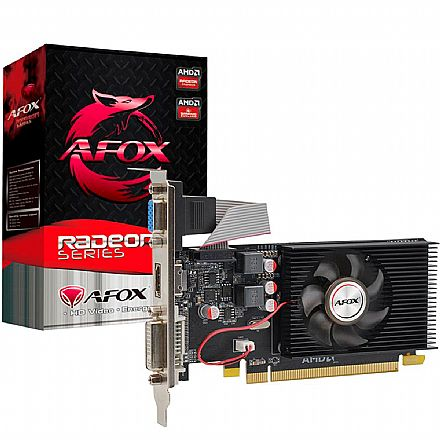 AMD Radeon R5 230 2GB GDDR3 64bits - Afox AFR5230-2048D3L4