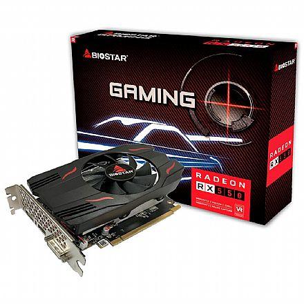 AMD Radeon Rx 550 2GB GDDR5 128bits - Biostar VA5515RF21-TGHRA-BS2