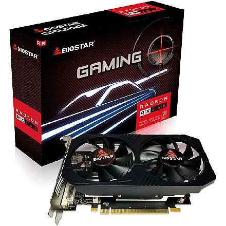 AMD Radeon RX 560 4GB GDDR5 128bits - Biostar VA5615RF41-TGMRA-BS2