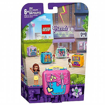 LEGO Friends - Cubo de Jogo da Olivia - 41667