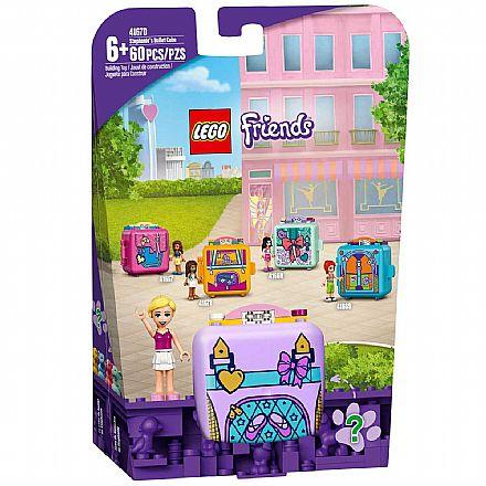 LEGO Friends - Cubo de Balé da Stephanie - 41670