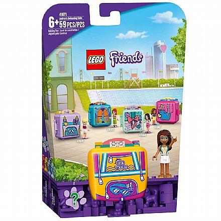 LEGO Friends - Cubo de Natação da Andrea - 41671
