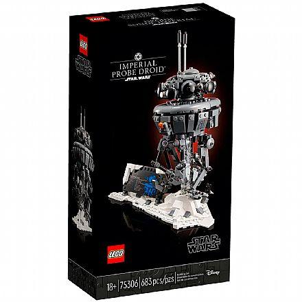 LEGO Star Wars - Imperial Probe Droid™ - 75306