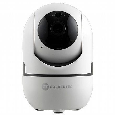 Câmera de Segurança GT CAM1 - Wi-Fi - HD - Rotação XY - Visão 360° - 40000