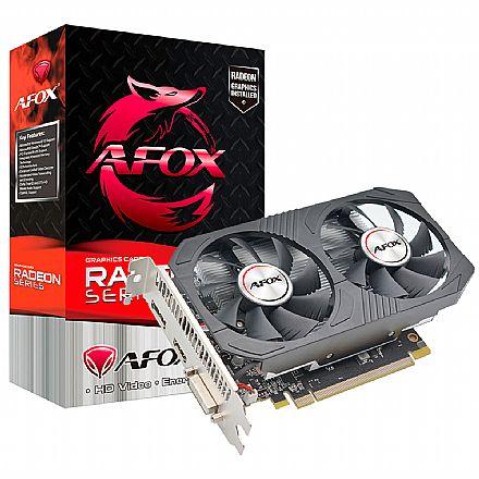 AMD Radeon RX 550 4GB GDDR5 128bits - Afox AFRX550-4096D5H4-V5