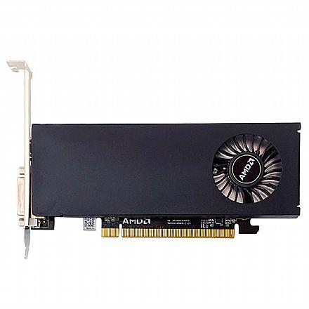 AMD Radeon RX 550 2GB GDDR5 128bits - AMD 2GBD5-HLEV2