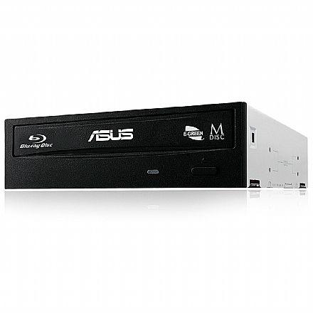Gravador Blu-Ray e DVD Asus BW-16D1HT - Suporte M-Disc