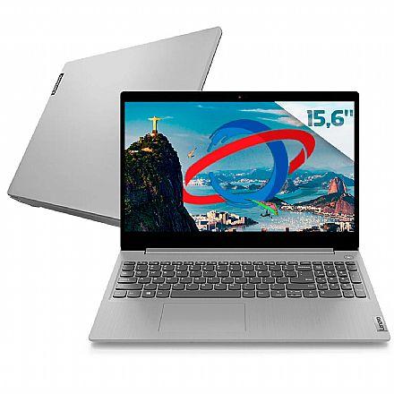 "Notebook Lenovo Ideapad - Tela 15.6"", Intel i5 10210U, RAM 8GB, SSD 256GB, Windows 10 - 82BS0005BR"