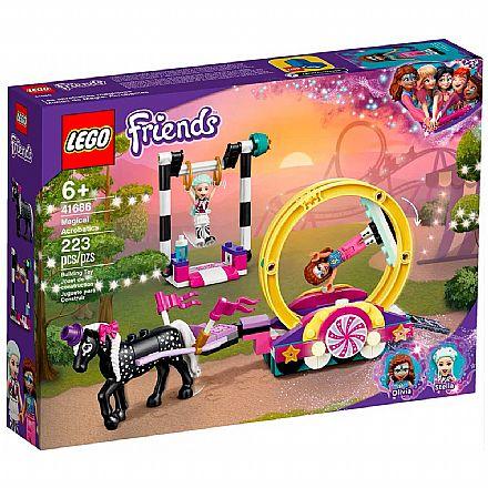 LEGO Friends - Acrobacias Mágicas - 41686