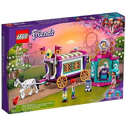 LEGO Friends - Caravana Mágica - 41688