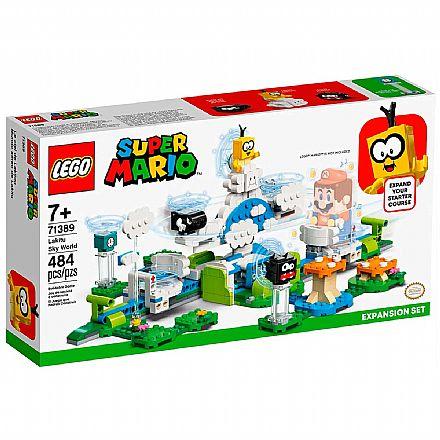 LEGO Super Mario - O Mundo Aéreo do Lakitu - Pacote de Expansão - 71389