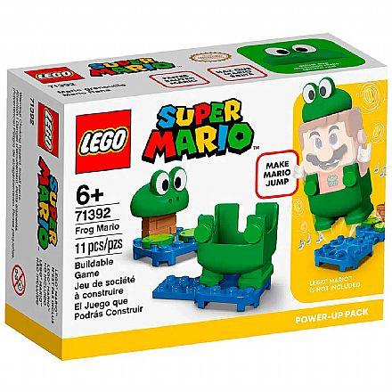 LEGO Super Mario - Mario Sapo - Power-Up - 71392