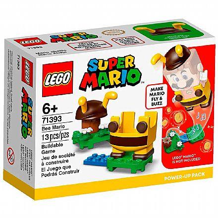 LEGO Super Mario - Mario Abelha - Power-Up - 71393