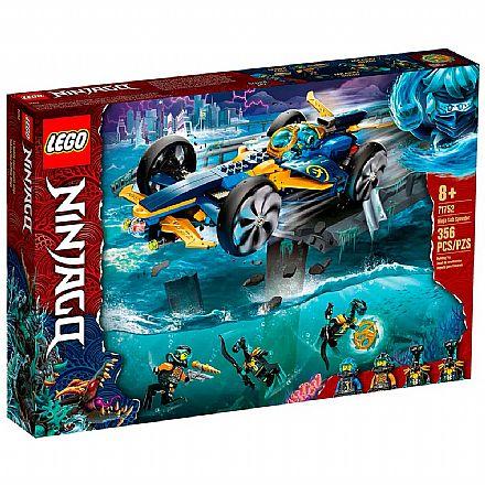 LEGO Ninjago - Ninja Sub Speeder - 71752
