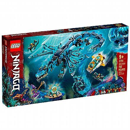 LEGO Ninjago - Dragão da Água - 71754