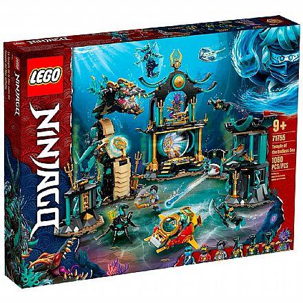 LEGO Ninjago - Templo do Mar Sem Fim - 71755