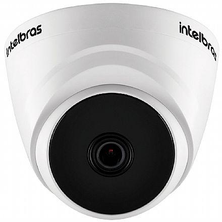 Câmera de Segurança Dome - Lente 2.8mm ângulo grande abertura - Multi HD - Intelbras VHD 1120 D G6