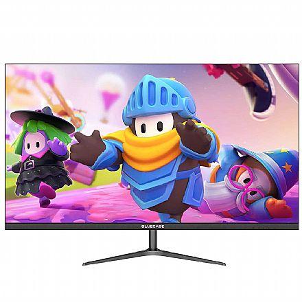 "Monitor Gamer 24.5"" Bluecase BM254GW - Full HD - 75Hz - HDMI/VGA"