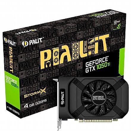 GeForce GTX 1050Ti 4GB GDDR5 128bits - Palit NE5105T018G1-1070F