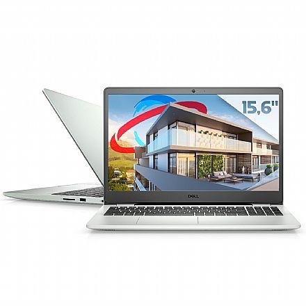 "Notebook Dell Inspiron i15-3501-A80S - Tela 15.6"", Intel i7 1165G7, RAM 16GB, SSD 1TB, GeForce MX330, Windows 10 - Prata - Outlet"
