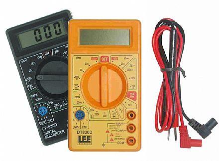 Multímetro Digital - DT-830D/DT-830B