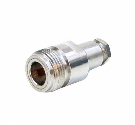 Conector N Fêmea RGC 58 - Para PigTail