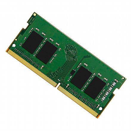 Memória SODIMM 4GB DDR4 3200MHz - para Notebook