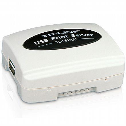 Servidor de Impressão TP-Link TL-PS110U - 1 porta RJ-45 + 1 porta USB 2.0