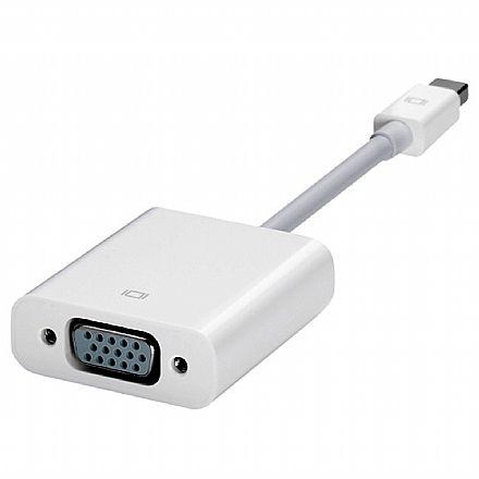 Cabo Adaptador Conversor Mini DisplayPort para VGA - 15cm (Mini DisplayPort M X VGA F)