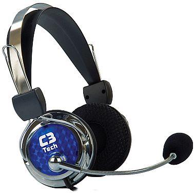 Headset C3 Tech Gamer Pterodax - Conector 3.5mm - MI-2322RC